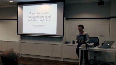 Lawrence Lomax – Super Aweseme Functional Reactive Cocoa!