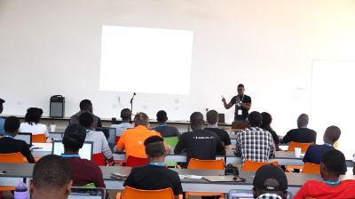 Achim Munene: Basic Docker for WordPress