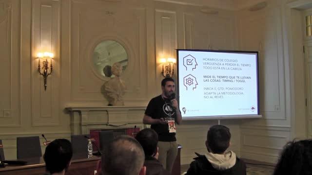 Juan Hernando: Cómo sacar tiempo para ser un Da Vinci de WordPress