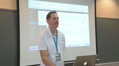 Gregg Franklin: Intro to WordPress