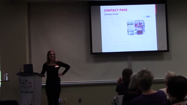 Ashleigh Low: Build a Personal Website in 30min