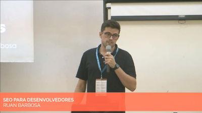 Ruan Barbosa: SEO para Desenvolvedores