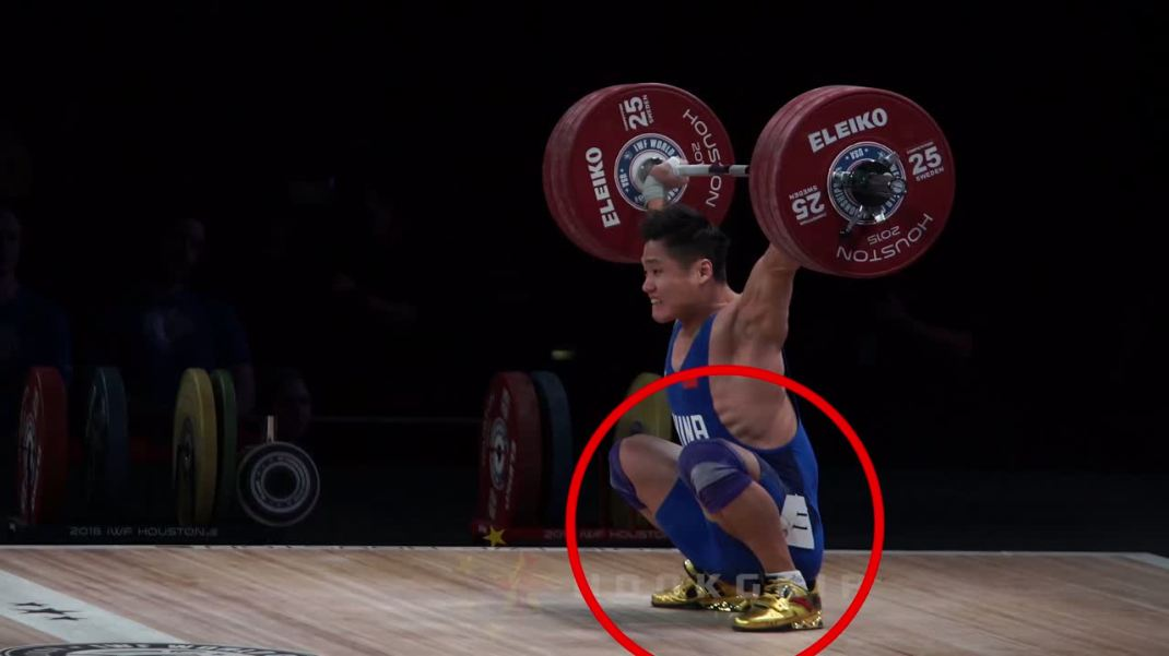 olympic snatch lift what when why weightlifting shoes btwb press