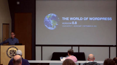 Colin Murphy: The World of WordPress – Roles, Tasks, and Skills in WordPress Development