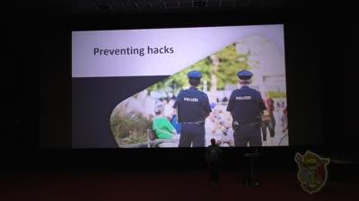 Brecht Ryckaert: The Anatomy of a Hack