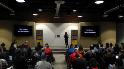 Maura Teal: The Self-Documenting Developer