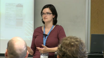 """Alisa Herr: """"Caching in"""" with the Transients API"""