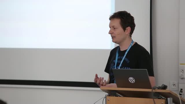 Borek Bernard: VersionPress - proč, jak a za kolik