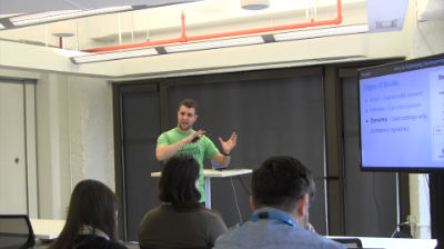 Brian Richards: Intro to Gutenberg Development