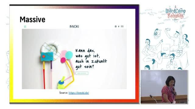 Khonteeneung Saenghiruna: 2019 Web Design Trends ที่คุณควรรู้ (บ้าง)