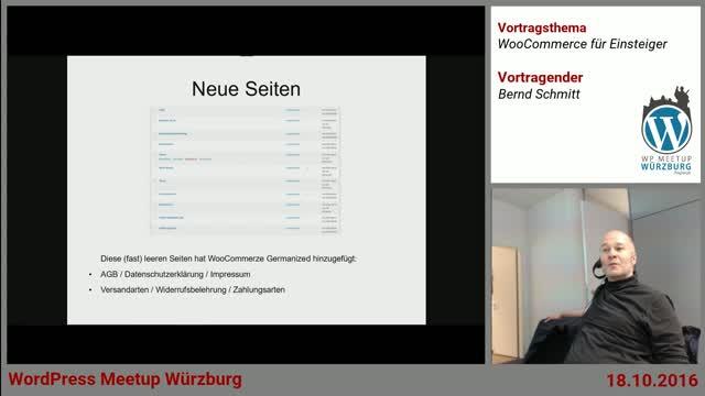 Bernd Schmitt: WooCommerce - Eine Einführung