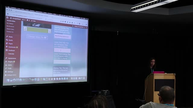 Isabelle Garcia: Creating Video for Your WordPress Blog