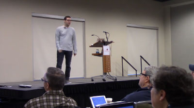 Grant Landram: Introduction to Gutenberg and the Future of WordPress editing