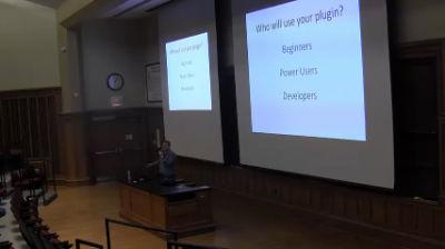 Mike Hale: Building a Developer Friendly WordPress Plugin