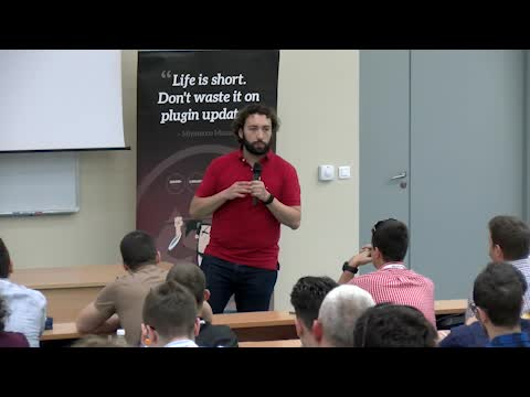 Luca Sartoni: Growth Methodologies In a Distributed Environment