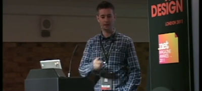 Ian Stewart: Powering Your Design With WordPress