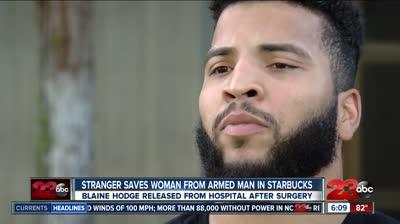 Respect: Good Samaritan Saves Woman From Crazy Machete Attack!