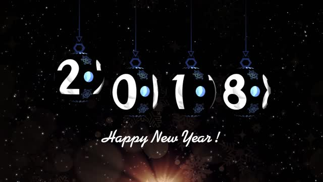 Happy new year old cut boat livery ocbl 2018 new year greeting m4hsunfo