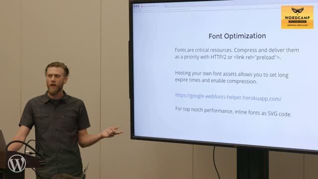 Jason Johnson: Optimizing WP for PageSpeed