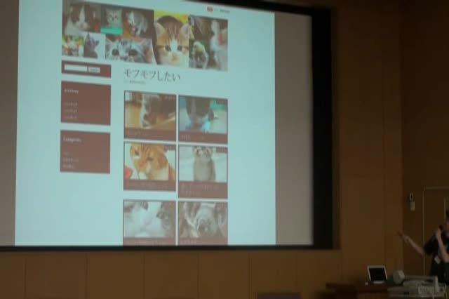 WordCamp Yokohama 2010 Lightning Talks A 2/2