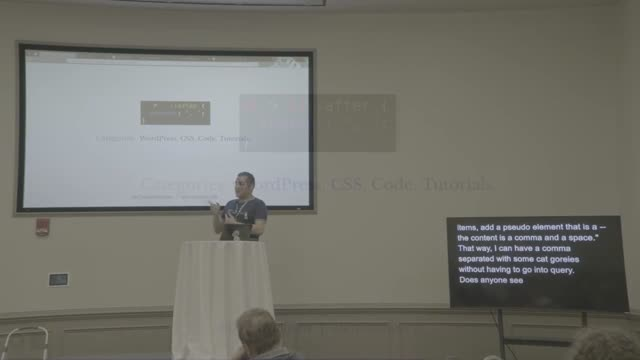 David Wolfpaw: The Power of CSS: Cool Things To Do With Styles