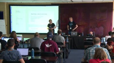 Rian Rietveld, Sami Keijonen: Testing Web Accessibility