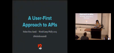 Helen Hou-Sandí: User-First Approaches to APIs
