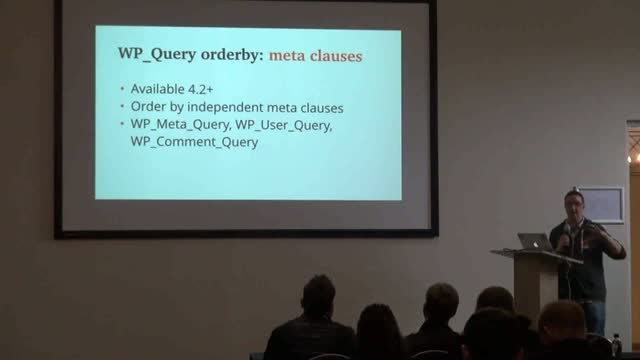 Drew Jaynes: Getting Creative with WordPress Queries