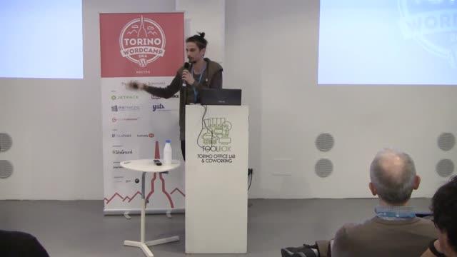 Eugenio Petullà: WordPress sucks!