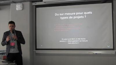 Maxime Bernard-Jacquet: Coder son thème WordPress c'est pas si compliqué