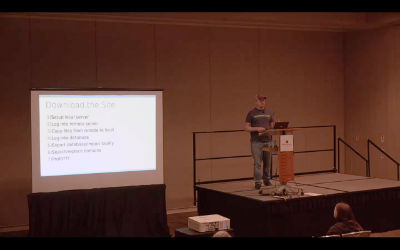 Chris Wiegman: Automating WordPress Development