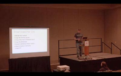 Chris Wiegman: Automating WordPress Development