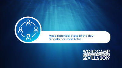 Mesa redonda: State of the Dev