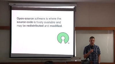 Ulrich Pogson: Realities of contributing to open source