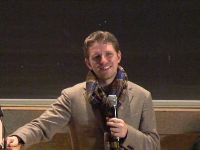 Matt Mullenweg: 2010 Dublin Web Summit