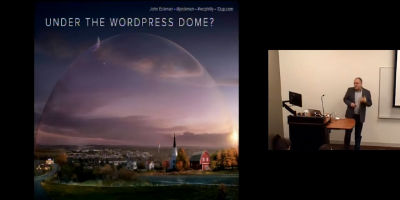 John Eckman: Getting Outside the WordPress Bubble