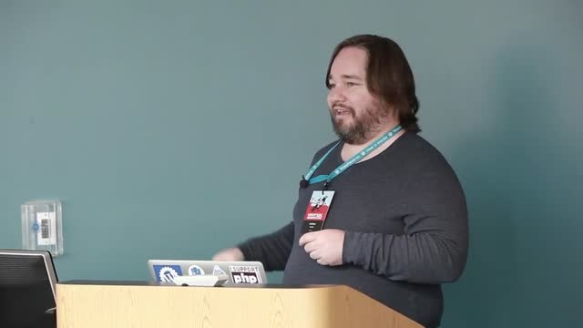 Andrew Woods: Robot OOP
