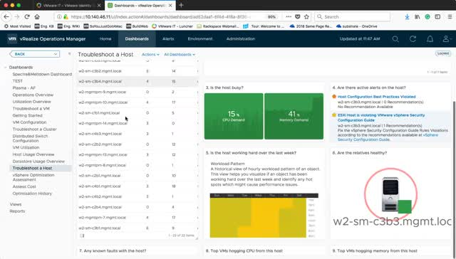 Introduction to vRealize Operations Manager 6 7 | vPSO