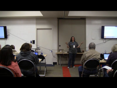 Michelle Lowery: The Mechanics of Content Creation in WordPress