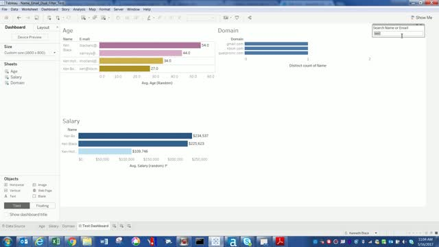 How To Perform Multi-Field Searching In #Tableau | Go To DataBlends.us! (3danim8's Blog retired ...