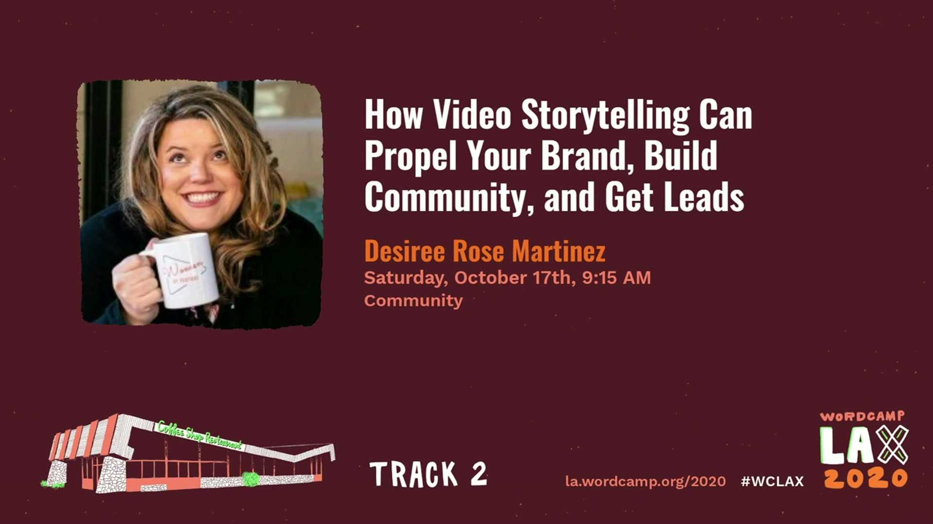 Desiree Rose Martinez: How Video Storytelling Can Propel Your Brand, Build Community, and Get Leads
