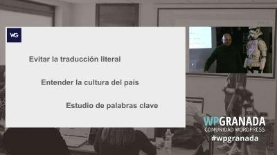 Jesús Nuno: Introducción a Weglot y las webs multi idioma