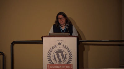 Rachel Baker: Build a Theme with the REST API