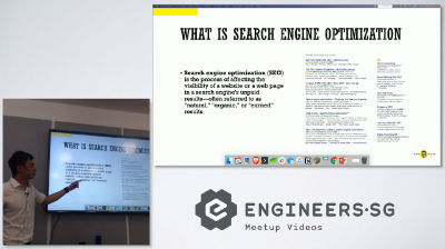 Tommy Koh: WordPress Search Engine Optimisation – WordPress Singapore