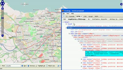 Integrating Openlayers and HTML5 Canvas   Geo-Mobile Blog