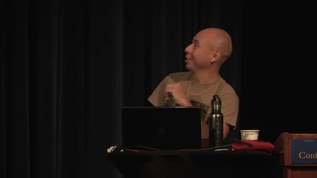 Teru Kuwayama: Taking WordPress to War: Basetrack.org
