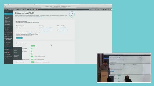 Javier Casares, José Conti y JuanKa Díaz: WordPress 5.2 mejora la salud de tu sitio