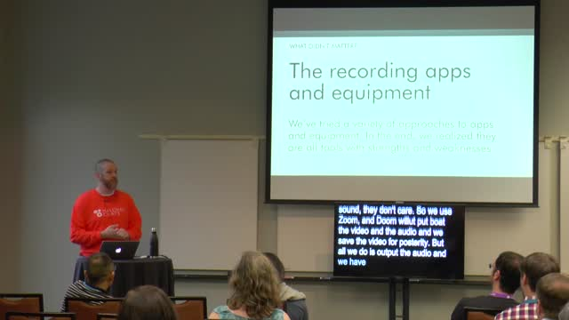 Liam Dempsey: Building Belonging through Podcasting (Full Session)