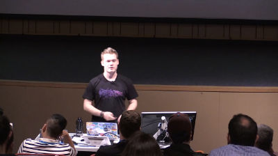 Jack Skinner: Make The Web Fast With Jelly Snakes And Raspberry Twizzlers