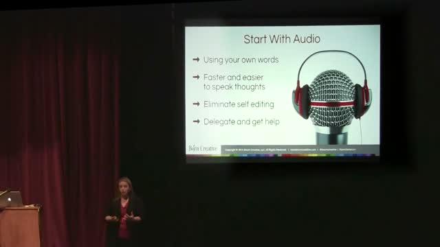 Jennifer Bourn: Content To Cash: Leverage Content To Attract Clients, Streamline Workflow And Increase Profits